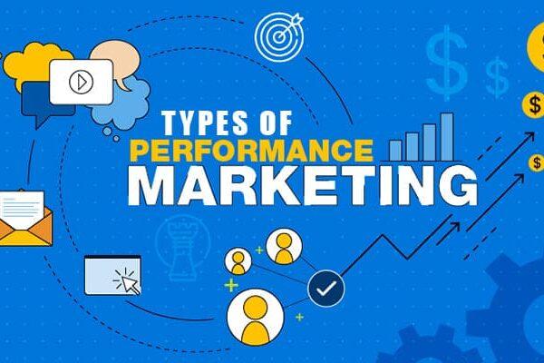 Performance Marketing Types